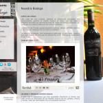 Web Restaurante Pasaje