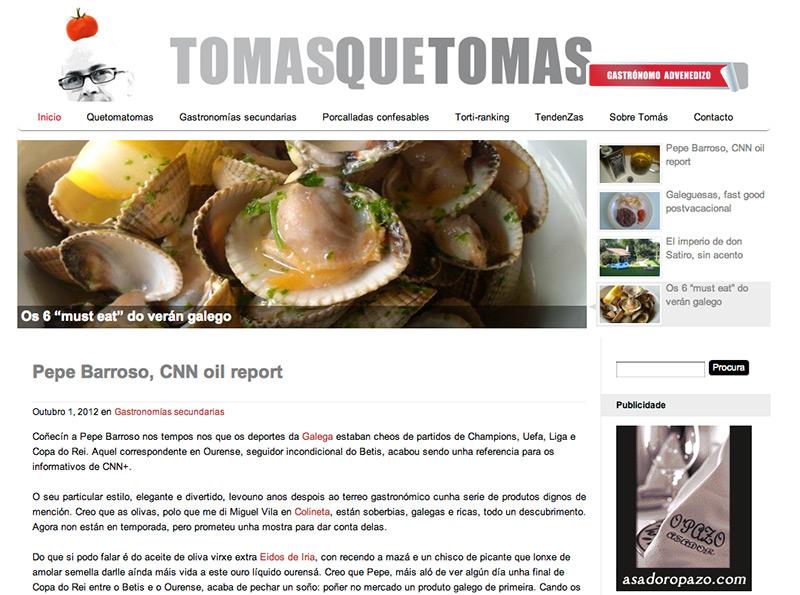 Blog Tomas Alonso