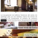 App Pousadas de Compostela
