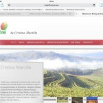 web blog de Cristina Mantilla