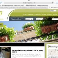 Social Media y nuevo Web del Hotel Arco de Mazarelos