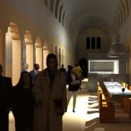 Hostelería Compostela confía en Mr Turismo el anteproyecto de la nave 5 de la Plaza de Abastos.