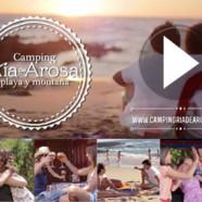 Spot para el Camping Ría de Arosa