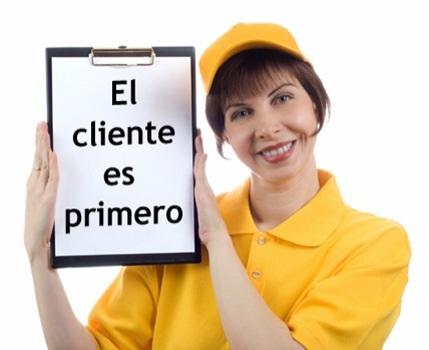 Gestión del cliente