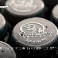 Bodegas Castrobrey estrena nueva web