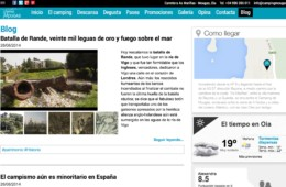 Tarifa plana para Pousadas de Compostela y Camping de Mougás