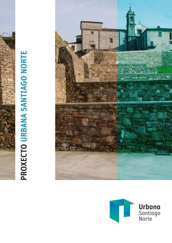 imagen del folleto del Urbana Santiago Norte