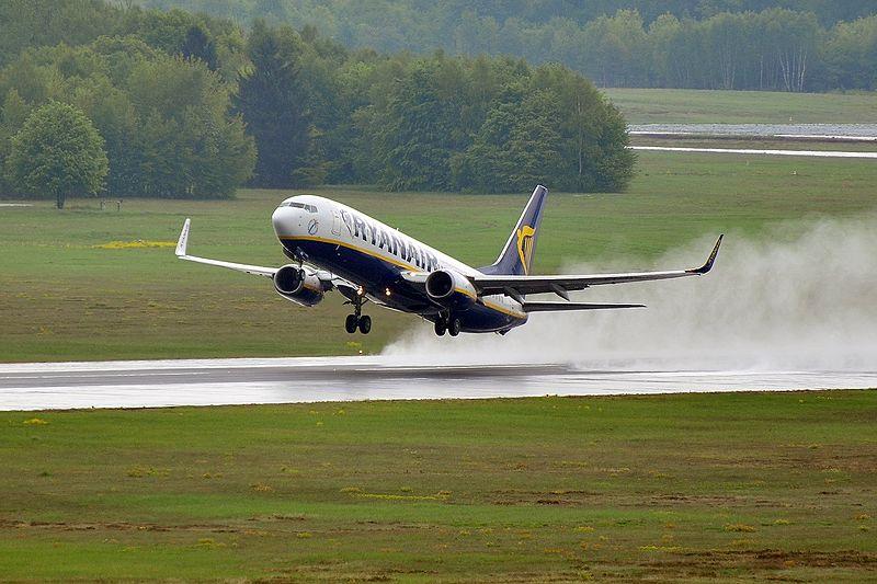 Ryanair vuelve