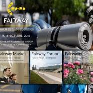 Fairway, nace el I Forum del Camino de Santiago.
