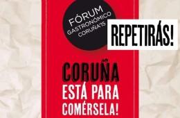 Mr Turismo cada vez más implicado con el Forum Gastronómico Coruña 2015