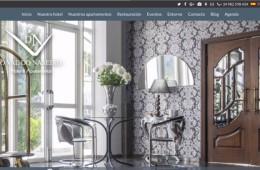En el aire, la nueva web de Grupo Hotel Val de Naseiro
