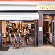 Tomiño, taberna galega en Nueva York