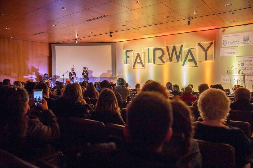 Fairway. Open Day. Concierto de Susana Seivane